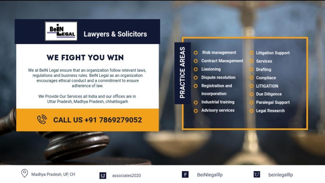 beIN Legal LLP