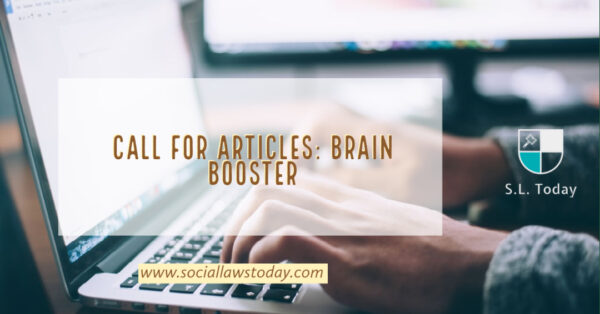 CALL FOR ARTICLES