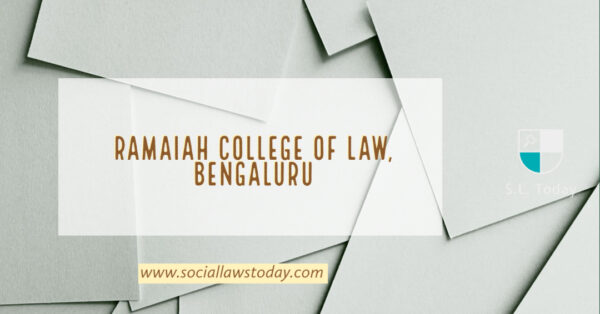 Review: Ramaiah College Of Law